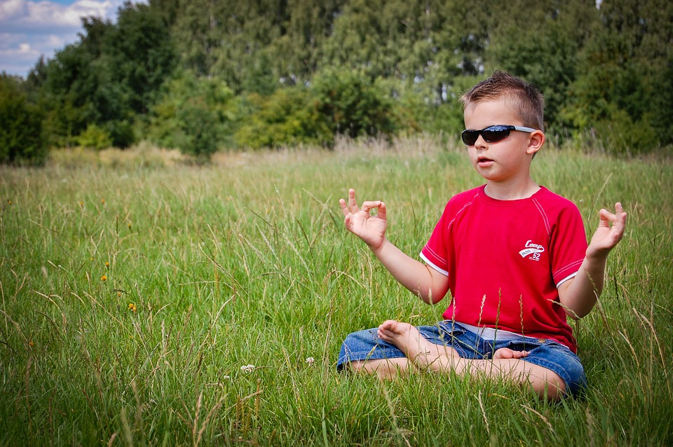 mindfulness in schools image