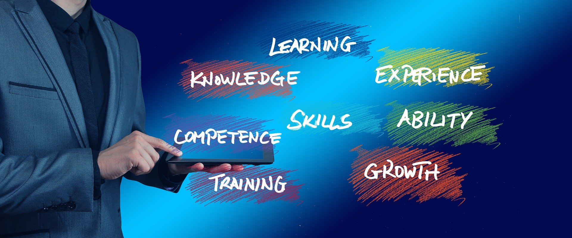 business skills image for business webpage